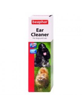 Beaphar Ear Cleaner, 50ml