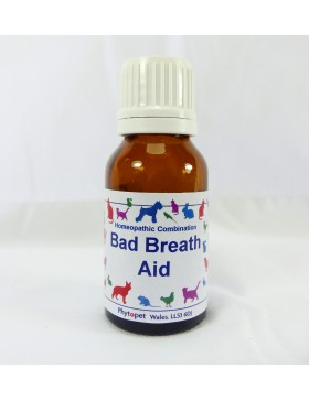 Homeopathic Bad Breath Aid
