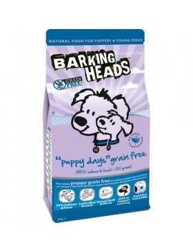 Barking Heads Puppy Days Grain Free,