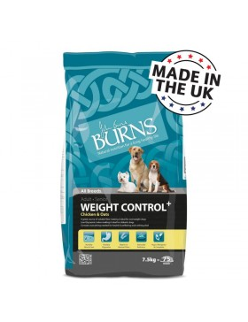 Burns Weight Control Chicken & Oats