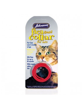 Johnsons Cat Flea Collar Waterproof
