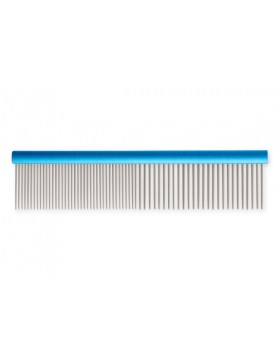Ancol Medium Course Metal Comb, 7""