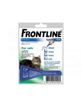 FRONTLINE Spot On Cat - 1 pipette