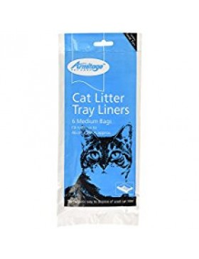 Litter Tray Liners, med