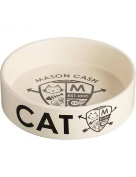 Mason Cash Cream Cat Bowl
