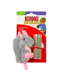 KONG Cat Scrattles Mouse