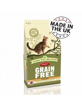 Adult Cat Grain Free - Turkey