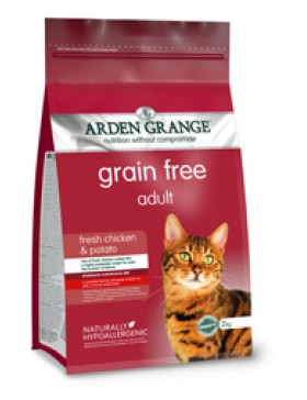 Arden Grange Fresh Chicken & Potato Adult Cat