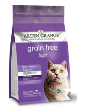 Arden Grange Fresh Chicken & Potato Light, Cat