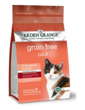 Arden Grange Fresh Salmon & Potato Adult , Cat
