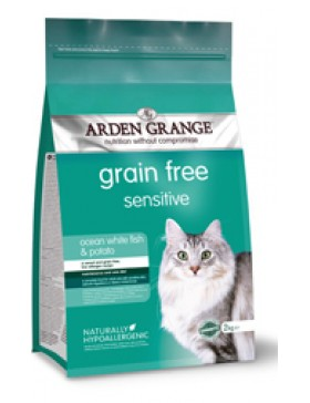 Arden Grange Ocean White Fish & Potato Sensitive, Cat