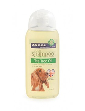 Ancol Tea Tree Shampoo