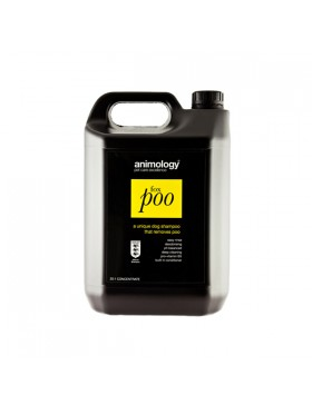 Animology Fox Poo Shampoo, 5ltr