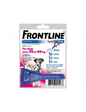 FRONTLINE Spot On Dog Large - 1 pipette