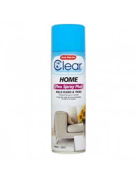 Home Flea Spray Plus