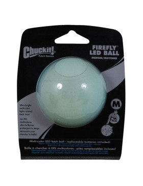 Chuckit Max Glow Erratic Ball Medium
