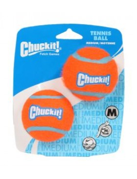Chuckit Tennis Balls Small 2 Pack