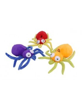 Happy Pet Crafty Creature Spider Assorted Colours