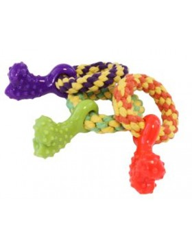 Happy Pet Little Rascals Teething Rope Ring