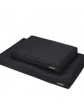 Animology Crash Pad Black