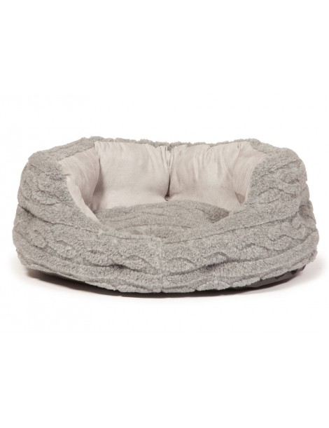 Danish Design Bobble Pewter Deluxe Slumber