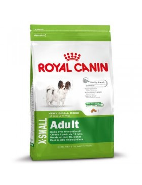 Royal Canin x-small adult 12 months - 8 years