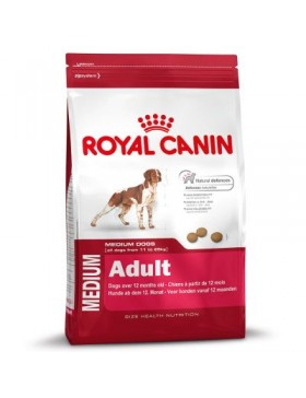 Royal Canin Medium Adult  12 months - 8 years