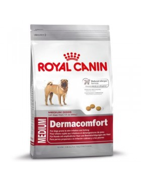 Royal Canin Medium Dermacomfort  12 months - 8 years