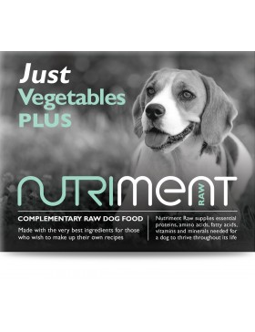 Nutriment just  vegetables
