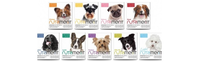 Nutriment Raw Dinner Range