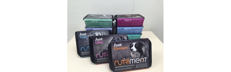 Nutriment Raw Core Range