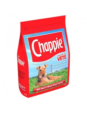 Chappie Original Beef & Wholegrain