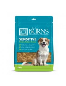 Burns Treat Sensitive Pork, 200g