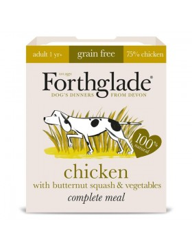 Complete Grain free Adult Chicken & veg