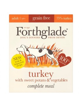 Complete Grain free Adult Turkey & veg
