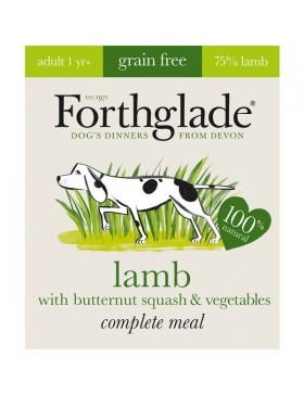 Complete Meal Adult Lamb with Butternut Squash & Vegetables Grain Free