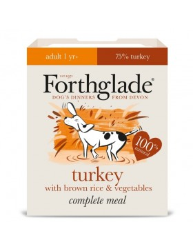 Complete Meal Adult Turkey with Brown Rice & Vegetables