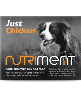 Nutriment just chicken