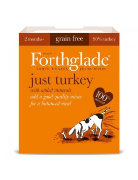 Just Turkey Grain Free