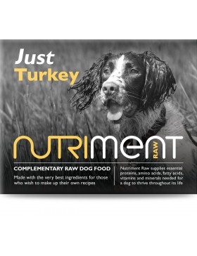 Nutriment just turkey