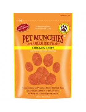 Pet Munchies Chicken Chips, 100g