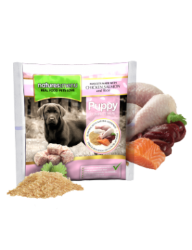 Natures menu  Puppy Nuggets 1kg