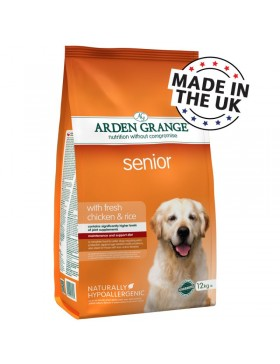 Arden Grange Adult Dog Senior