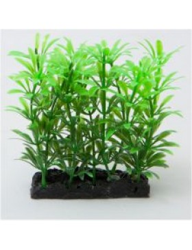 Fish 'R' Fun Aquarium Plant Green, 4""