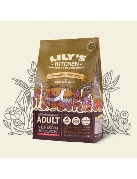 Adult Highland Venison & Duck Grain Free