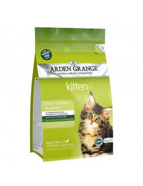 Arden Grange Chicken & Potato Kitten