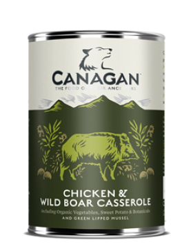Canagan Wet Food Chicken & Wild Boar