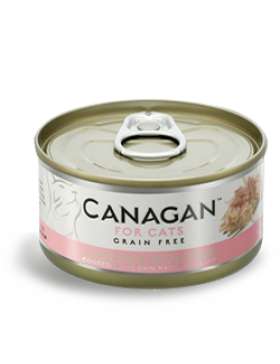 Canagan Wet Food Chicken With Ham