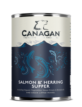 Canagan Wet Food Salmon & Herring