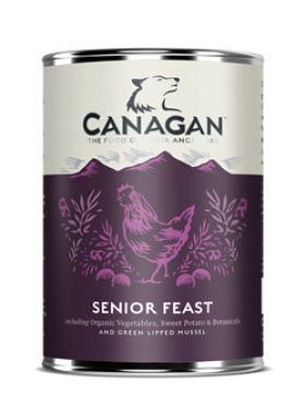 Canagan Wet Food Senior Feast